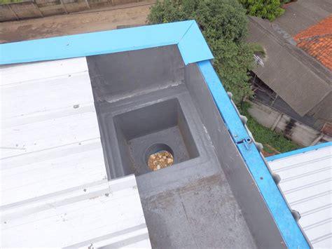Roof Drain Dak Talang Air talang air fiberglass fibre gutter pt garuda jaya fiberindo