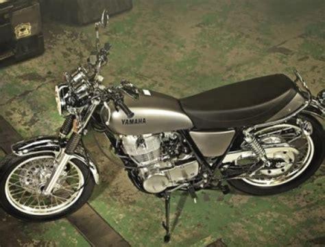 Motorrad Anf Nger Cup by Yamaha Sr400 2014 Einzylinder Und Kickstarter Klassiker