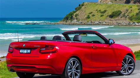 bmw 2 series starting price review bmw 2 series convertible review and drive