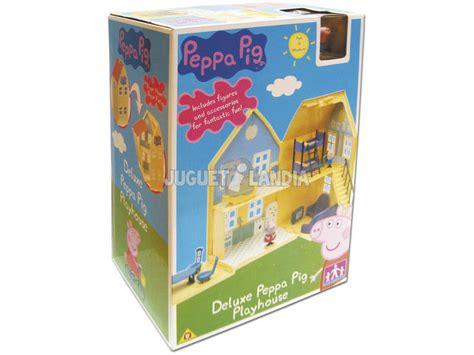 casa giocattolo peppa pig casa giocattolo juguetilandia