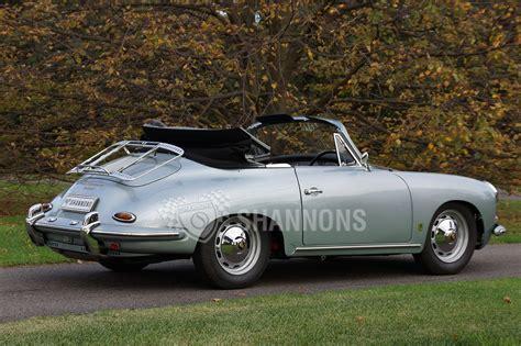 Porsche 356 B by Porsche 356b Cabriolet Auctions Lot 38 Shannons