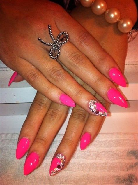 cute stiletto nail designs cute stiletto nails nails pinterest