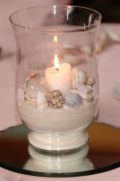 Best 25  Shell centerpieces ideas only on Pinterest