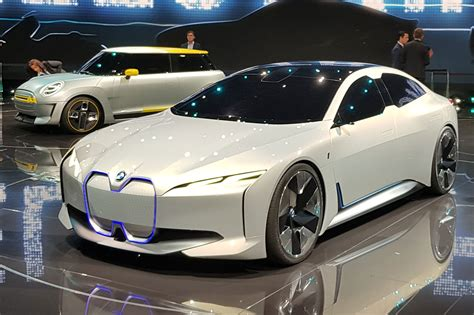 New Bmw Car by Bmw I Vision Dynamics Concept Is This The New Bmw I5 By