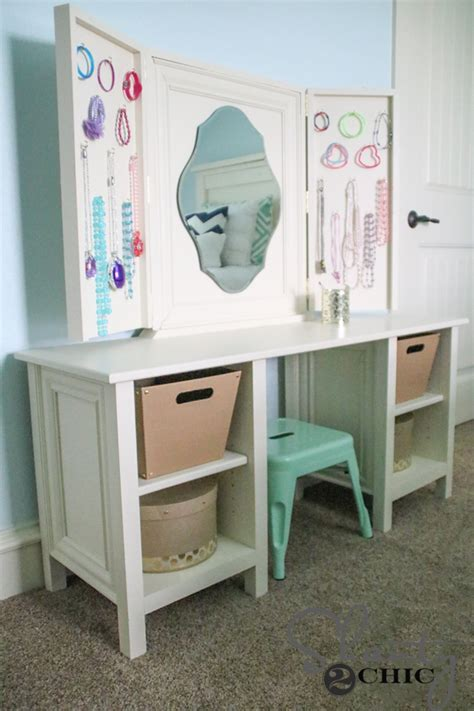 Diy Child Vanity by Childs Vanity Table Onideas Co