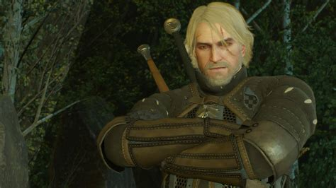 witcher 2 hairstyles favorite haircut witcher