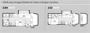 Navion Rv Floor Plans by 2006 Winnebago Itasca Navion Class C Rvweb Com