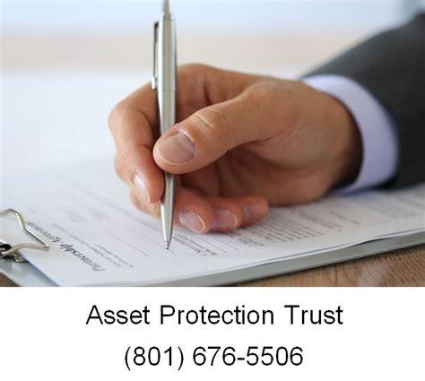 Alarm Trust asset protection trust 801 676 5506 free consultation