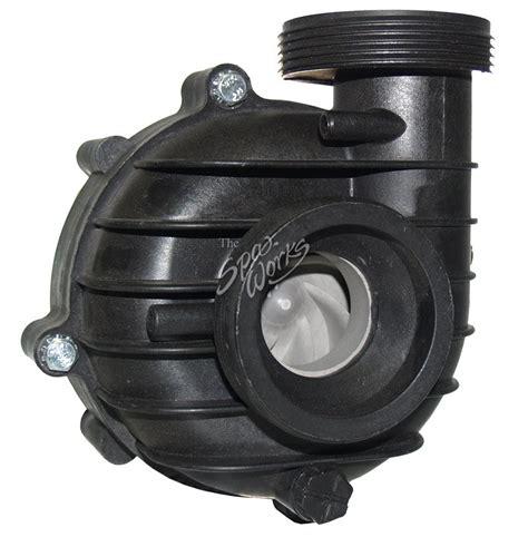 cal spa dually motor cal spa power right 4 hp 48 frame dually forward end