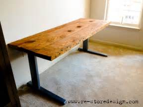 reclaimed wood desk diy white reclaimed wood desk diy projects