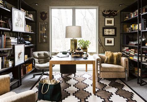 Home Office Ideas Masculine Designing A Masculine Home Office