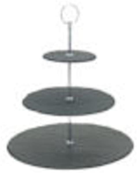 etagere real etagere mit 3 schieferplatten etagere real