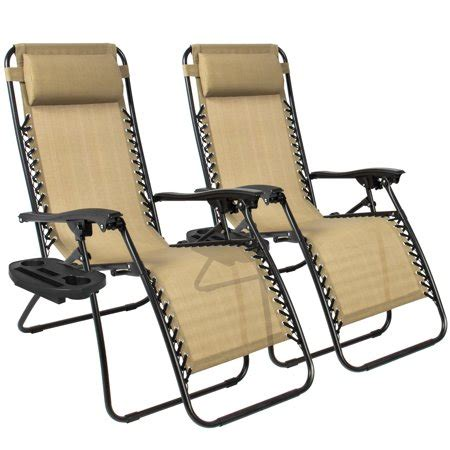 Zero Gravity Lounge Chairs by Zero Gravity Chairs Of 2 Lounge Patio Chairs