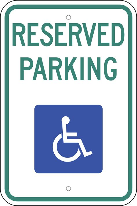 handicap parking sign template printable wheelchair signs cake ideas and designs