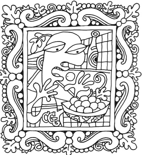 picasso coloring pages pinterest