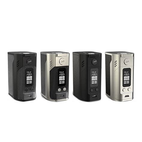 New Vape N Vaporizer Authentic Wismec Predator 228 Tc Mod Only Origi buy reuleaux 300 wismec rx300 mod for sale cheap vapingbuy