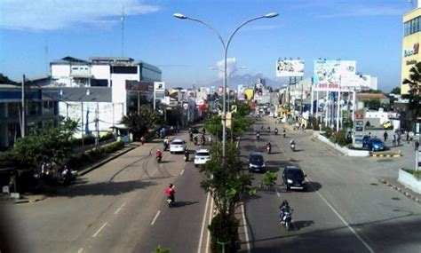 gambar jalan margonda depok lokasi alamat apartemen hotel
