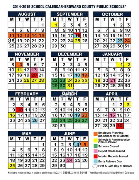 Academy Calendar 2017 College Academy At Broward College Homepage