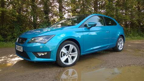 on the road review seat leon fr full on the road review