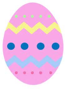 free illustration easter egg pink chevron free image