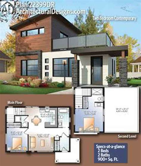 desain denah rumah minimalis  lantai sederhana modern