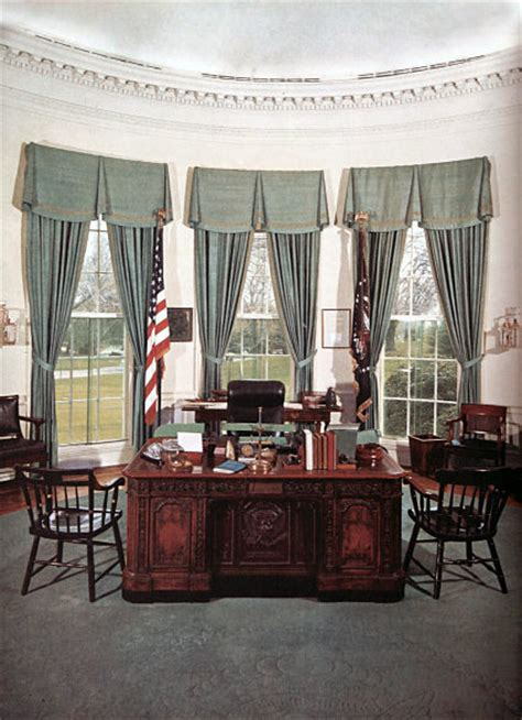oval office redecoration oval office jan 1961 nov 63 prior to redecoration by