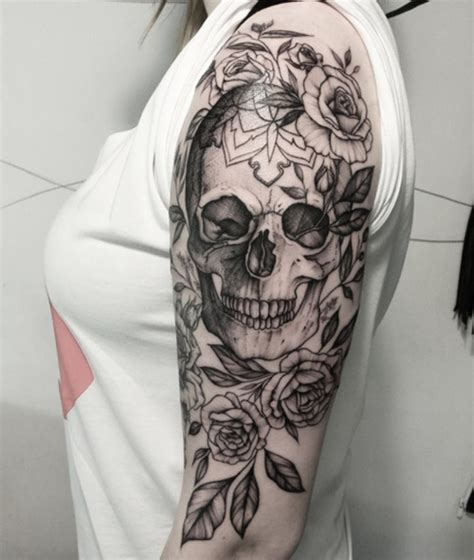 tattoo gallery picture skull 94 skull tattoos that will reveal the badass out of you