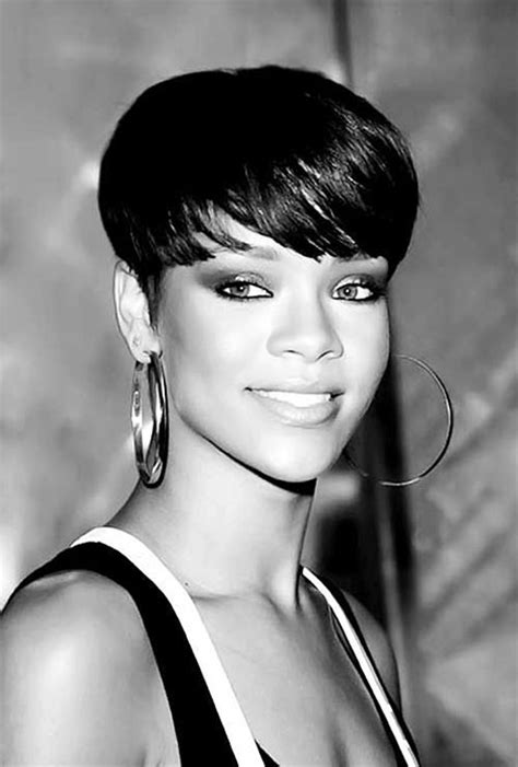 latest short hairstyles  black women short