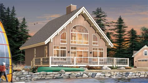 waterfront cottage plans small lake cottage house plans small house plans