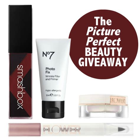 Beauty Product Giveaways - the picture perfect beauty giveaway win beauty products