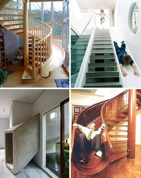 Stepping Out 10 Stupendous Indoor Architectural Slides Urbanist