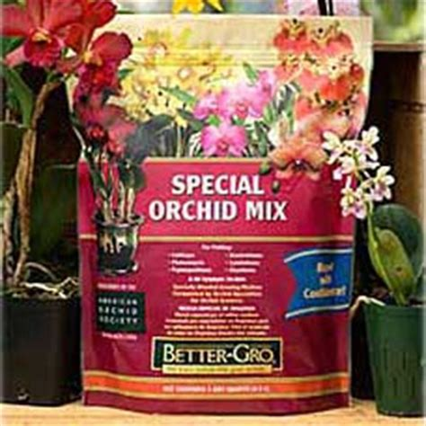 Better Gro Garden Center by Better Gro 174 Special Orchid Mix Mrt Lawn Garden