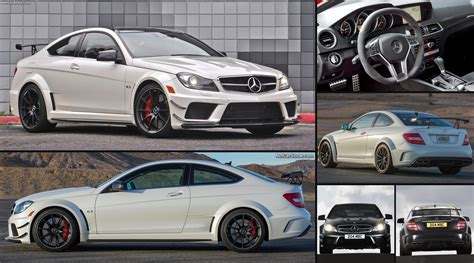 mercedes benz  amg coupe black series  pictures information specs