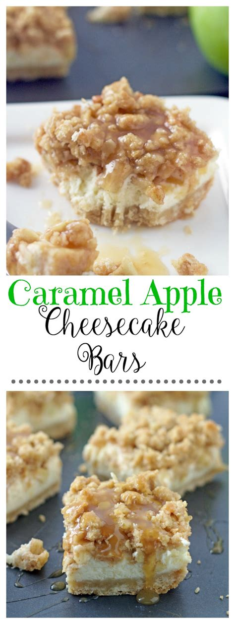 paula deen caramel apple cheesecake bars with streusel topping paula deen caramel apple cheesecake bars