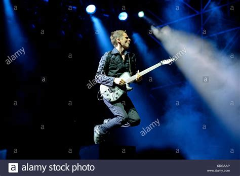 Muse Concer Band muse live in concert stock photos muse live in concert