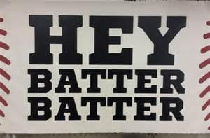 hey batter batter hey batter batter swing hey batter batter photo kelli anne