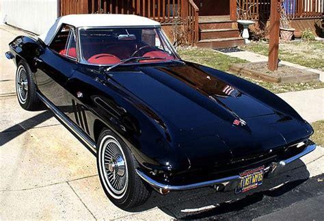 tuxedo black 1965 corvette paint cross reference