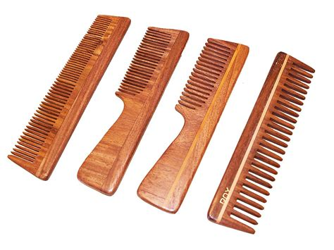 wood pattern pastry comb why you should switch to a wooden comb good hair