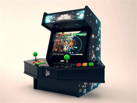 Bartop Arcade Cabinet by Bartop 2 Players Suggestions