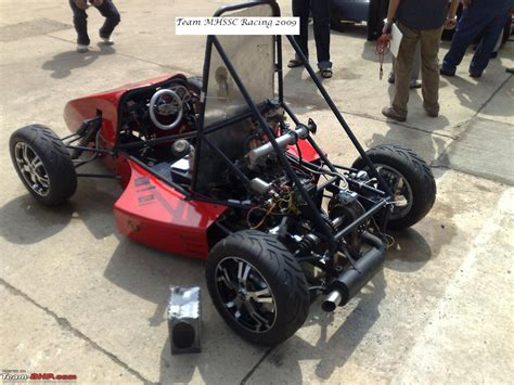 2 Car Garage Designs Quot Karma Quot Wins Fsae Design Challenge 2009 Team Bhp