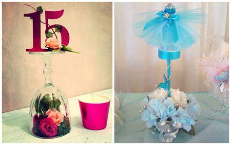 centro de mesa botella vestida 15 anos 16 centros de mesa e ideas de decoraci 243 n para fiesta de 15