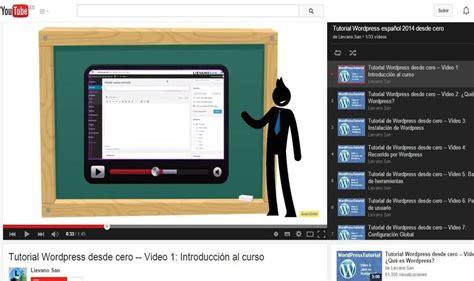 tutorial xss desde cero genial v 237 deo tutorial gratuito de wordpress desde cero