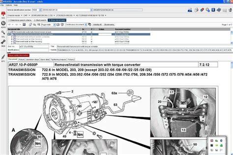 Mercedes Benz Diagramas Y Manuales De Servicio 1 199