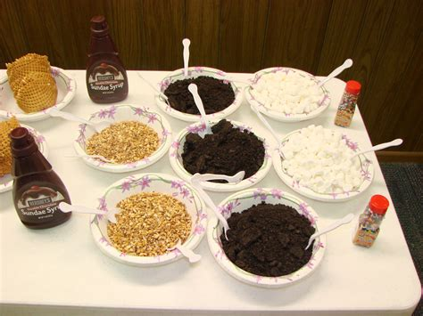 toppings for ice cream sundae bar helpdesk