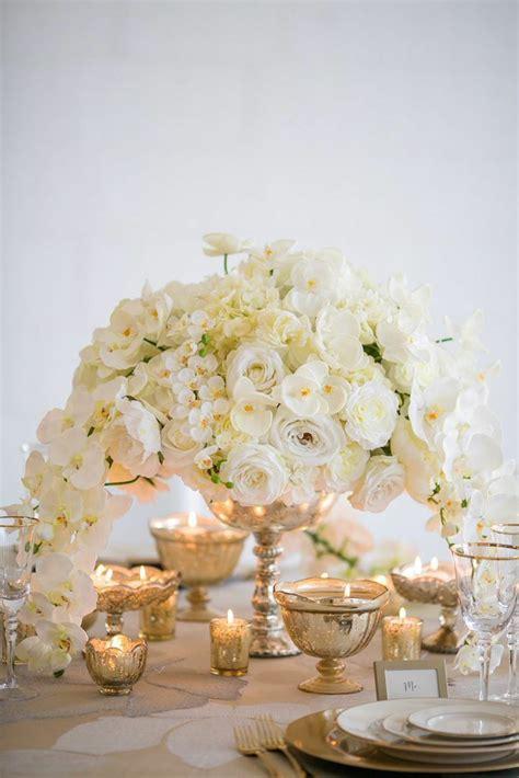 Silk Flower Wedding Centerpiece by Create Your Own Luxe Wedding Centerpieces With Silk