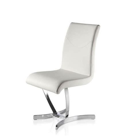 chaise blanche salle a manger chaises salle 224 manger design blanches chaise id 233 es de
