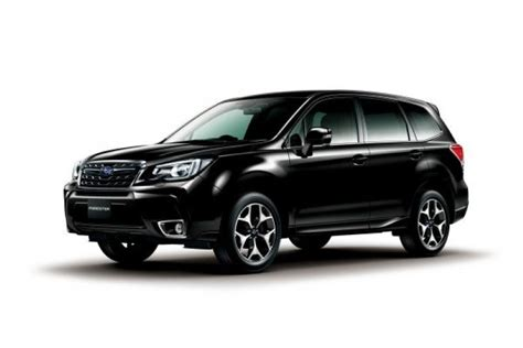 jdm subaru forester jdm 2016 subaru forester official dpccars