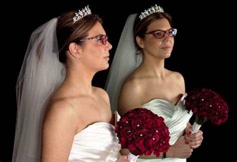 Wedding Hairstyles For Brides With Glasses by Wearing Glasses On Your Wedding Day Confetti Co Uk