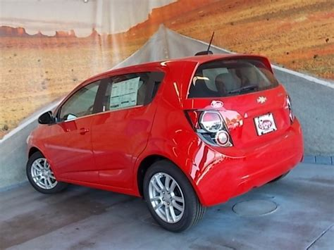 2015 Chevrolet Sonic Lt In Phoenix Arizona Stock