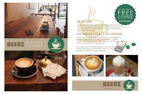 Coffee Shop Design Principles | designing a coffee shop flyer print and marketing blog